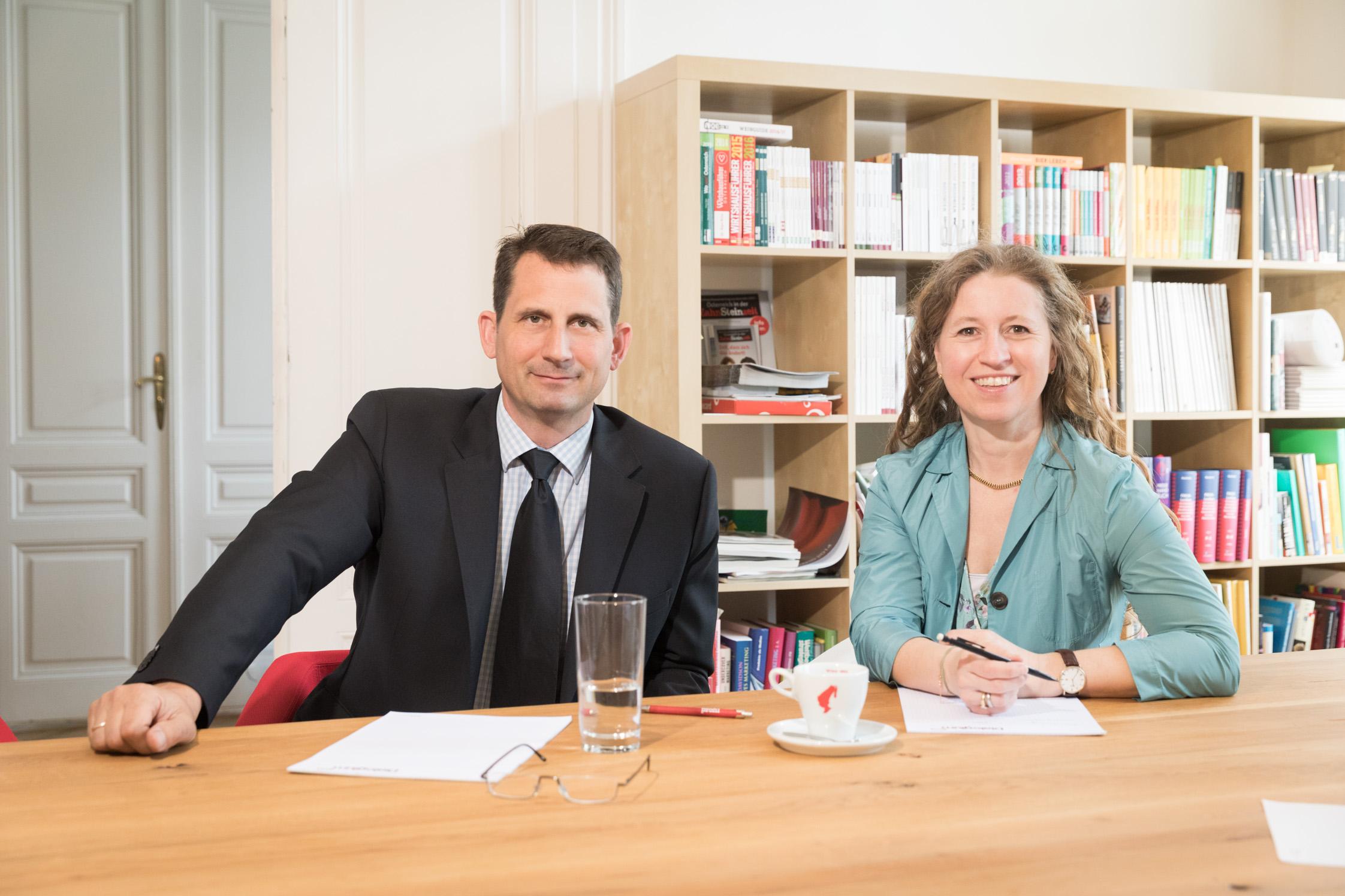 Caroline Krall & Clemens Swatonek